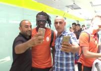HAKAN BALTA - Galatasaray Kafilesi Avusturya'da
