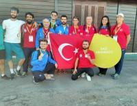 GAZI ÜNIVERSITESI - Gazi Üniversitesi Karate Takımı Avrupa İkincisi Oldu