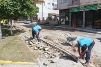 KALDIRIMLAR - İnönü Belediyesi İlçeyi Yeniliyor