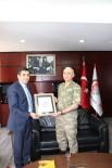 GAZIANTEP TICARET ODASı - Jandarma Komutanından GTO'ya Veda Ziyareti
