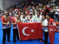 KARATE - Kağıtsporlu Karateciler Deaflympics 2017'De Tarihe Geçti