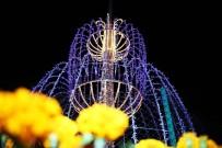 ALPARSLAN TÜRKEŞ - Karaman'da Kavşaklar LED Işıklarla Aydınlatıldı