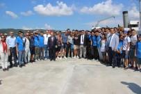 KÜLTÜR BAKANı - KKTC Milli Eğitim Ve Kültür Bakanı Özdemir Berova Çanakkale'de