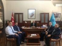 KEMERALTı - Kültür Bakanlığından Kemeraltı Projesi'ne Destek