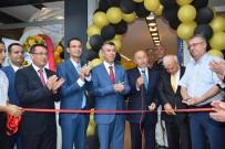 NIHAT ÖZDEMIR - Limak Uludağ Elektrik, Edremit YİM'i Hizmete Açtı