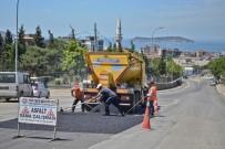 MALTEPE BELEDİYESİ - Maltepe'ye 6 Ayda 35 Bin Ton Asfalt