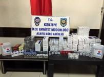 Mardin'de Kaçak İçki Üreten Şahıslar Yakalandı