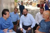 EKONOMIK KRIZ - Meclis Üyesi Kara, Başkan Kurt'u Hamamyolu'na Davet Etti