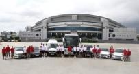TÜRKIYE BASKETBOL FEDERASYONU - Mercedes-Benz Türk, 2017 Avrupa Basketbol Şampiyonası'nın Sponsoru Oldu
