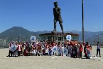 Öğrenciler 'Damla Projesi' İle Uçurtma Şenliğinde Eğlendi