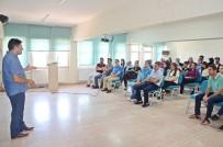 Öğrencilere PCM Eğitimi Verildi