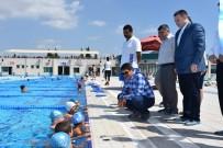 MEHMET KANCA - Öğrencilerin Tercihi Yüzme Kursları