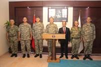 ŞERAFETTIN ELÇI - Hulusi Paşa Şırnak'ta