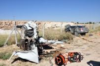 MUSTAFA ERDOĞAN - Otomobil Kağıt Gibi Ezildi Açıklaması 3 Ölü, 3 Yaralı