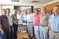 TÜRKIYE ŞEKER FABRIKALARı - Pancar Şefliği Binası Gölbaşı Belediyesi'ne Devredildi