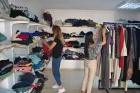 KURU BAKLİYAT - Paranın Geçmediği Giyim Market İle İki Bin Aileye Ulaşıldı