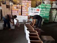 BEBEK MAMASI - Sadakataşı Derneği'nden Suriye İçlerine Yardım