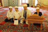 İSLAMIYET - Selimiye Camii Çocuklarla Doldu Taştı
