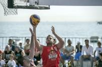 CADDEBOSTAN - Sokak Basketbolunun Kralı Belli Oluyor