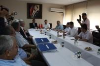 ÇİNLİ - TTK İle Çinli Firma Arasında Sözleşme İmzalandı