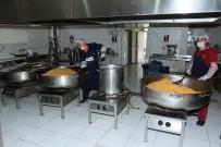 GIDA KONTROL - Van'da 2 Bin Yoksula Sıcak Yemek