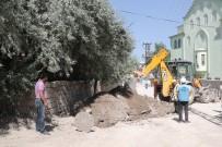 ÇETİN BİLİR - Van'da Kanalizasyon Hattı Yenileme Çalışması