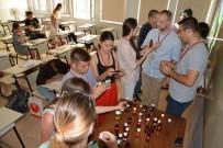GÖLLER - Yabancı Öğrencilere Kozmetik Eğitimi