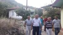 AHMET ÜNAL - Yaman, Mahalle Sakinleriyle Bir Araya Geldi