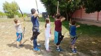 TEKVANDO - Yaz Spor Okullarına Yoğun İlgi