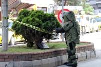 ŞÜPHELİ PAKET - Zonguldak'ta Şüpheli Paket Korkuttu