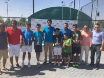ALI ACAR - 14 Yaş Yaz Kupası Tenis Turnuvası'nda Final Heyecanı Yaşandı