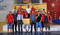 4. Balkan Oyunları Güreş Şampiyonası Sona Erdi