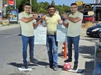ALAÇATı - Adres Soranlardan Bıkınca...