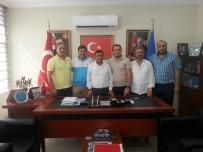 CEMAL YıLDıZ - AK Parti Ortahisar İlçe Başkanlığı Halk Günlerini Sürdürüyor