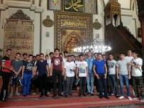 SÜLEYMAN ÇELEBİ - Akademi Lise Öğrencileri Bursa Ve Edirne'yi Ziyaret Etti