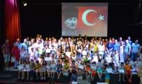 YAZ OKULLARI - Başak Koleji B-Sport Yaz Okullarında Sertifika Heyecanı