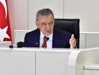 GREV - Başkan Kocaoğlu İZDENİZ Greviyle İlgili Konuştu