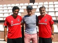 MIGUEL - Beşiktaş'ta iki efsane bir araya geldi