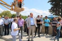 MUAMMER AKSOY - Biga'nın Prestij Projesi Başladı