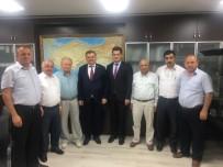 GÜMELI - Çaturoğlu, Alaplı Su Birliği Heyetini DSİ'ye Götürdü