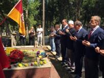 ANMA TÖRENİ - Dursun Özbek Açıklaması 'Ali Sami Yen Ve Seba Türk Sporuna Büyük Hizmetler Verdi'