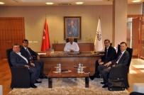 NİHAT ZEYBEKÇİ - Ekonomi Bakanlığı, Güneydoğu'da Tam Saha Pres Uyguluyor