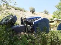 Elazığ'da Trafik Kazaları Açıklaması 1 Ölü, 9 Yaralı