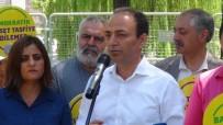 SELAHATTİN DEMİRTAŞ - HDP'nin Eyleminde Demirtaş Ve Yüksekdağ'ın Mesajı Okundu