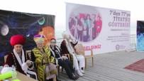 HUZUR EVI - Huzurevi Sakinleri Sahneye Çıktı Tiyatro Oyunu Sergiledi