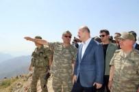 JANDARMA GENEL KOMUTANI - İçişleri Bakanı Süleyman Soylu Açıklaması 'Sınır Boylarından Ve Buralardan Mehmetçiğimiz Kuş Uçurtmamaya Çalışıyor'
