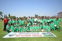 Iğdır'da Futbol Okuluna Yoğun İlgi