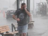ALIBEYKÖY - İstanbul'a uyarı: Yağışlar artabilir
