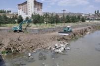 AHMET ARSLAN - Kars Çayı Islah Çalışmaları Kaldığı Yerden Ediliyor