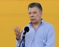 KOLOMBIYA - Kolombiya Devlet Başkanı Santos Açıklaması 'Venezuela'da Pazar Günü Yapılacak Oylamayı Tanımayacağız'